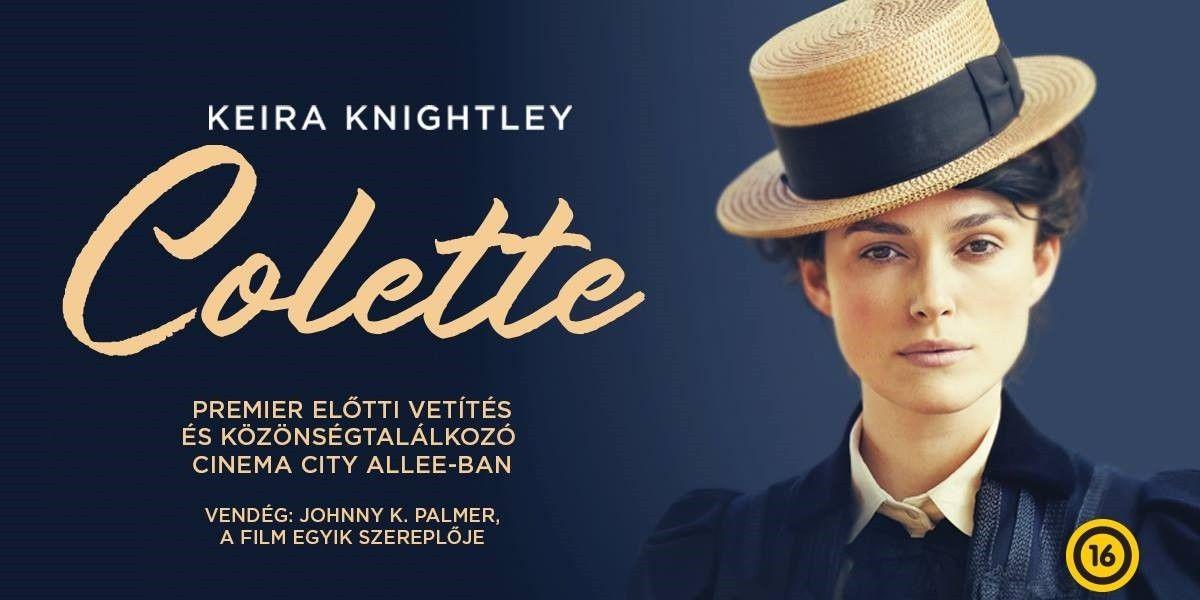 📷 Colette közönségtalálkozó - Játék!