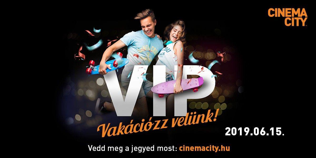 ► VIP tematikus nap!