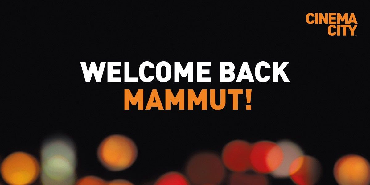  Welcome Back Mammut!