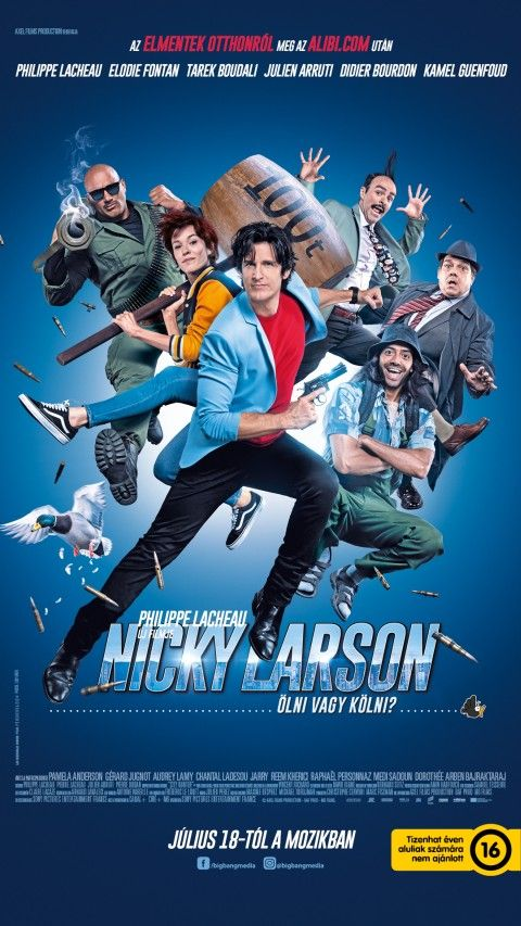 ❏ Nicky Larson: Ölni vagy kölni? (16)