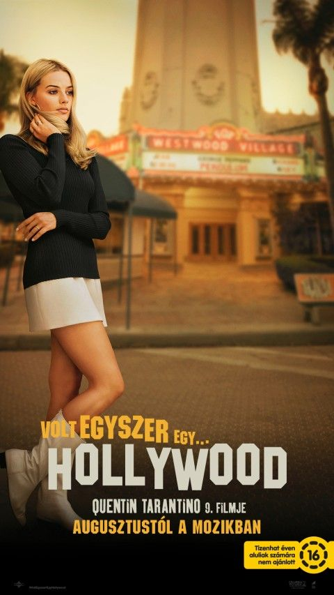 ❏ Volt egyszer egy... Hollywood (16)