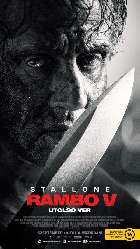 ❏ Rambo V: Utolsó vér (?)