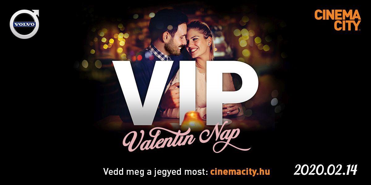 ❏ VIP valentin-nap