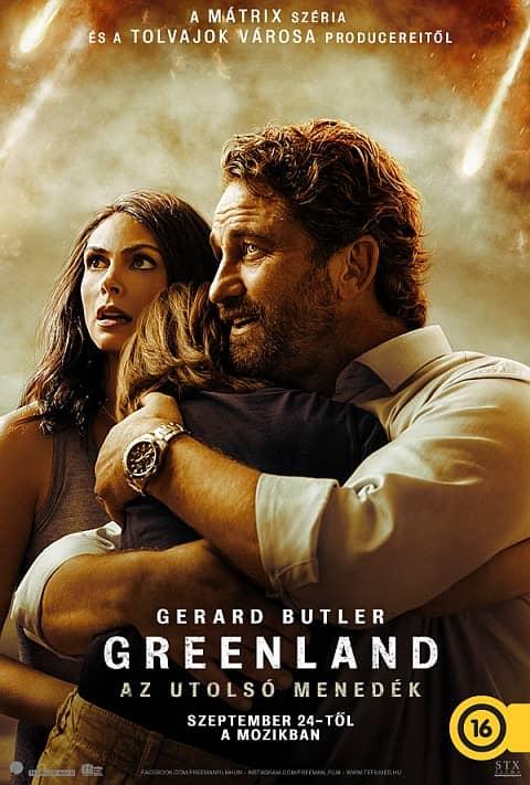 ❏ Greenland - Az utolsó menedék (16)