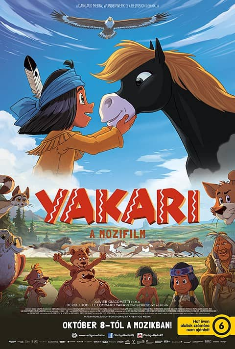 ❏ Yakari - A mozifilm (6)